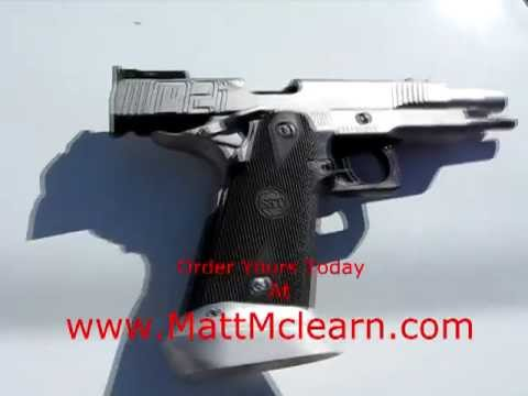 How to build a 1911/2011 pistol