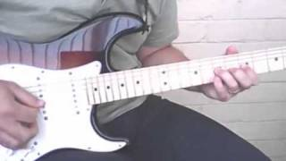 Blues You Can Use Lesson 3 - True Blue - John Ganapes (BYCU)