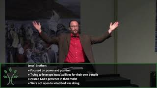 You Can't Be Famous Here (Sermon 1/17/21)
