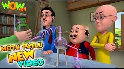 Motu Patlu Funny Scenes New videos   Compilation 03