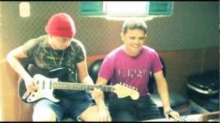 FORRÓ BOYS - Roger e Helton Kennys Brincando no (Estudio Imagem interativa)