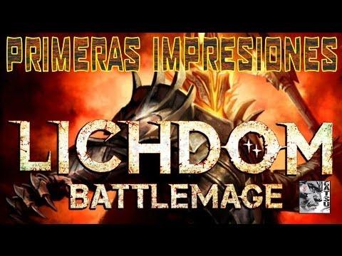 Primeras Impresiones - LICHDOM - Battlemage