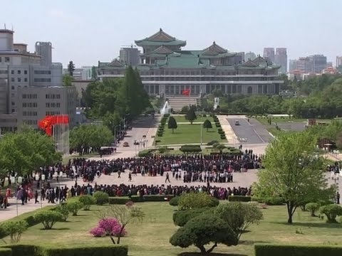 North Korea Gears Up For Ruling Party Congress