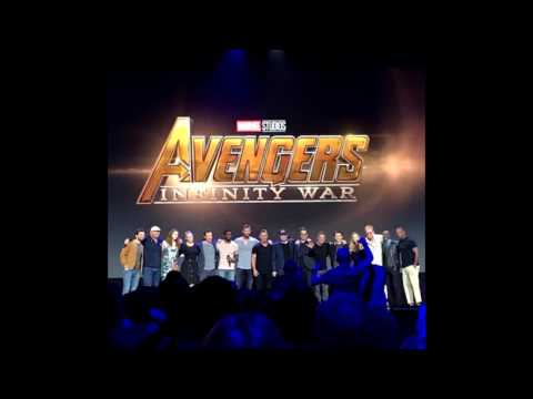 Download Youtube: Avengers Infinity War Footage Reaction - D23 Expo 2017