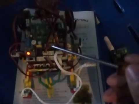 สอนโปรแกรมหุ่นยนต์ด้วยภาษาโลโก้