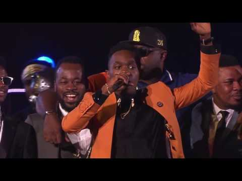 Patoranking wins song of the year at MTV Africa Music Awards