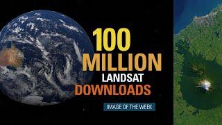 100 Million Landsat Downloads