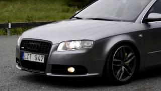 Adam's Audi A4 2007