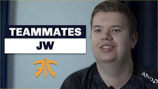 JW on his best and worst CS:GO teammates | Counter-Strike Teammates