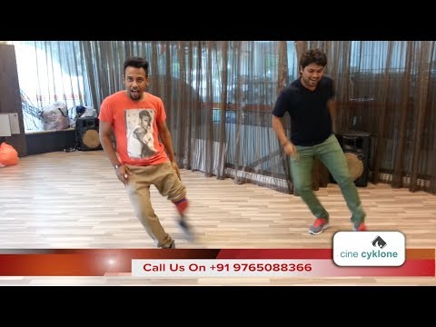 Dharmesh Sir  & Sushil Dance in SINGAPORE