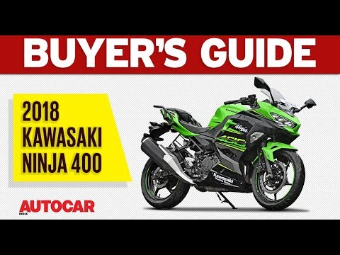 Kawasaki Ninja 400 - is it worth the price? | Buyer's Guide | Autocar India