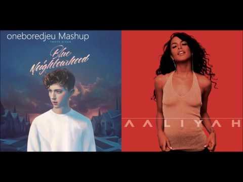 EASE the Boat - Troye Sivan vs. Aaliyah (Mashup)
