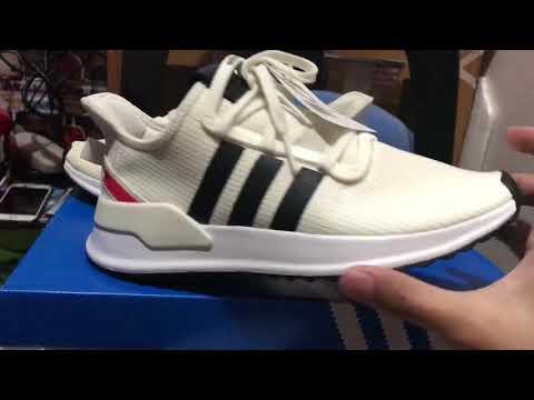 adidas u path run Unboxing - YouTube