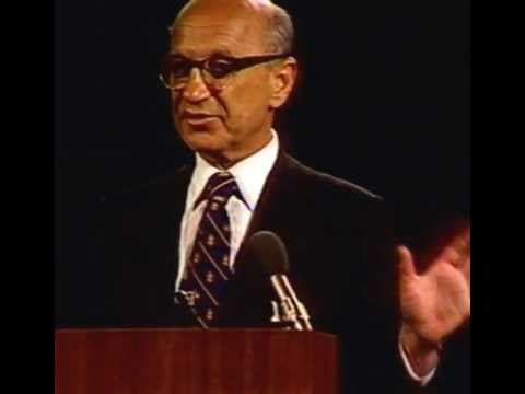 Milton Friedman - Whats wrong with welfare?