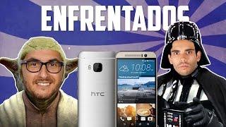 Enfrentados por el HTC One M9