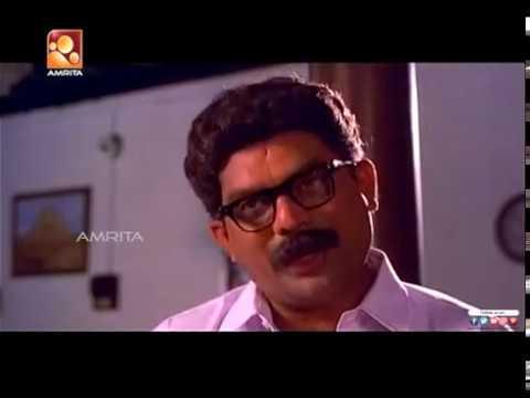 Simhavalan Menon Malayalam Movie Comedy Scene   Jagatheesh   Amrita Online Movies