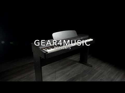 DP-6 Digital Piano | Gear4music demo