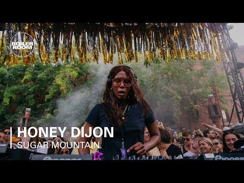 Honey Dijon Boiler Room x Sugar Mountain 2018 DJ Set