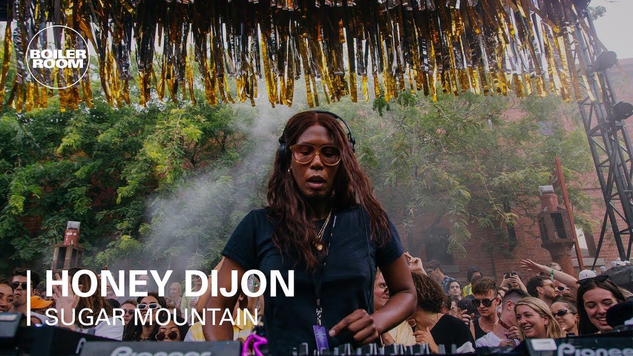 Honey Dijon Boiler Room X Sugar Mountain 2018 Dj Set Youtube