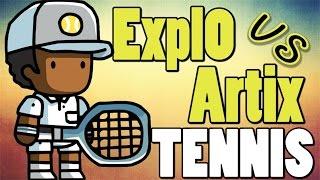 Sports Heads Tennis ● Expl0 vs Artix thumbnail