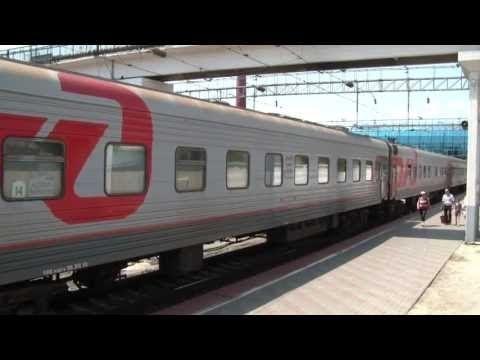 Обзор поезда Адлер-Воркута