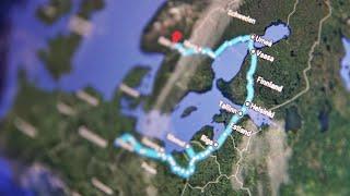 Unser Ostsee-Roadtrip: Route, Kosten & Highlights!