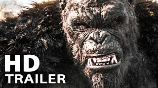 GODZILLA VS KONG Trailer German Deutsch UT (2021)
