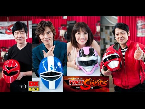 The Toku Spirits 特撮魂 experience (Red Mask, Five Blue, Pink 5, Red Turbo Autograph Signing)