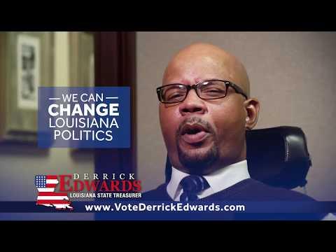 Derrick Edwards State Treasurer Campaign Commercial 2017