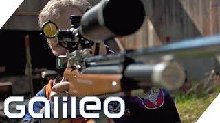 Wer steckt hinter der German Rifle Association? | Galileo | ProSieben