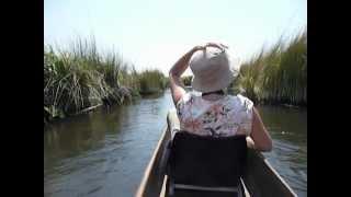 Voyage Botswana : Balade en Mokoro sur le Delta de l'Okavango part 5 | Meltour
