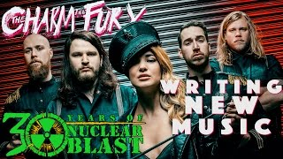 THE CHARM THE FURY – Writing New Music: The Sick, Dumb & Happy (OFFICIAL INTERVIEW)