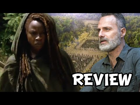 The Walking Dead Season 10 Episode 13 'What We Become' Review & Rick Movie Easter Eggs Explained