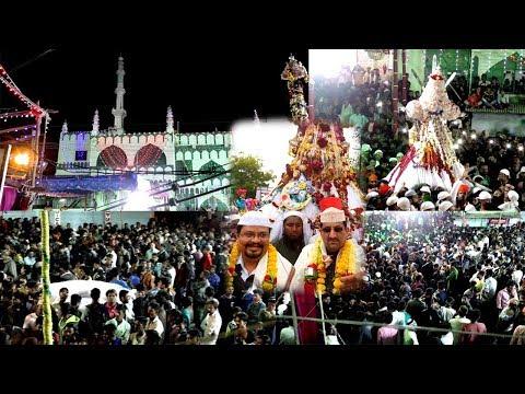 Bijapur Me Hussain Alam Ka Julus-Tareeqi...! Bijapur News 20-09-2018