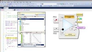 Программирование микроконтроллеров (компаратор часть1)