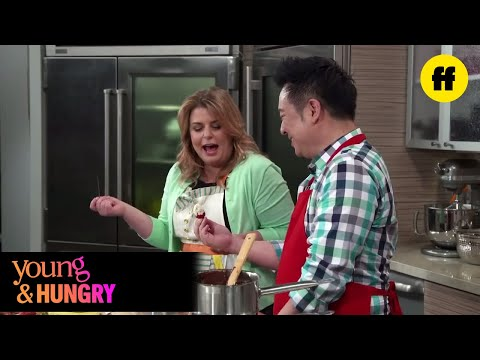 Young & Hungry  Young & Foodie Melted Chocolate Madness feat. Rex Lee  Freeform