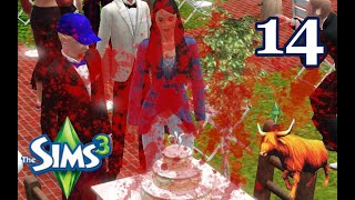 The RED Wedding! 14: The Sims