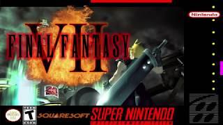 Final Fantasy VII - Wall Market/Opressed People (SNES Remix)