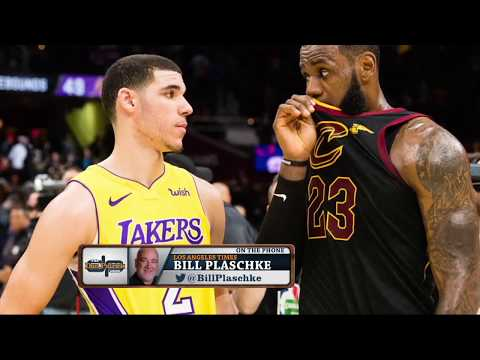 Bill Plaschke: If LeBron Says 'Trade Lonzo' the Lakers Would Trade Lonzo | The Dan Patrick Show