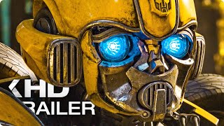 BUMBLEBEE Trailer 2 German Deutsch (2018) Transformers
