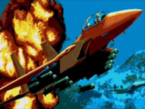 "F-15 Strike Eagle II - ""Over the Top"""