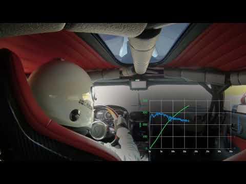 Koenigsegg Regera – 0-400-0 (0-250-0 mph) On-board Footage #WORLDRECORD