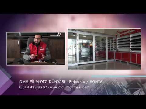 DMK FİLM OTO DÜNYASI - KONYA SELÇUKLU OTOMOTİV