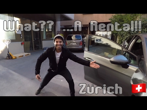 We Rented A Turbo Car In Zurich, Switzerland (Ep. 3)