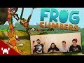 FUNNIEST GAME IN A WHILE | Frog Climbers Local Multiplayer w/ Ze, Chilled, GaLm, & Tom