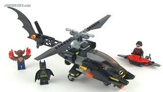 LEGO DC Super Heroes 76011 Batman: Man-Bat Attack set review!