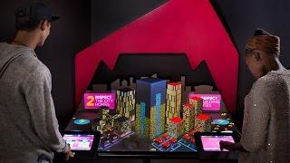 The Smart Living Challenge Zone - Interactive Exhibition