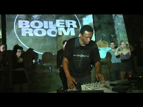 Terrence Dixon Boiler Room NYC LIVE Show