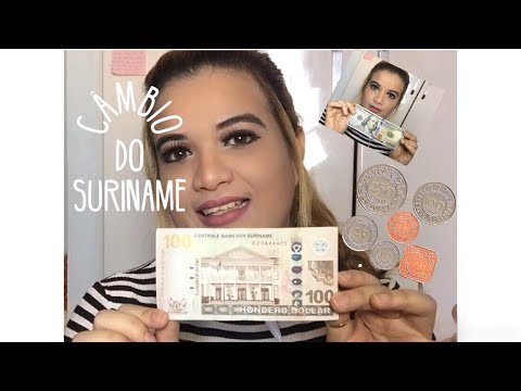 Moeda do Suriname - Como comprar SRD?