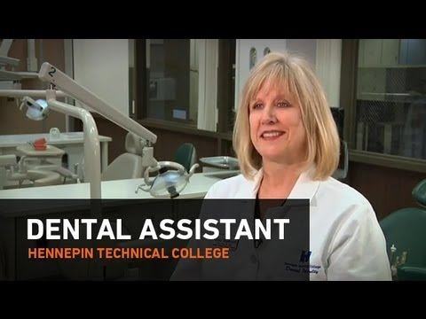 Dental Assistant Program at Hennepin Technical College